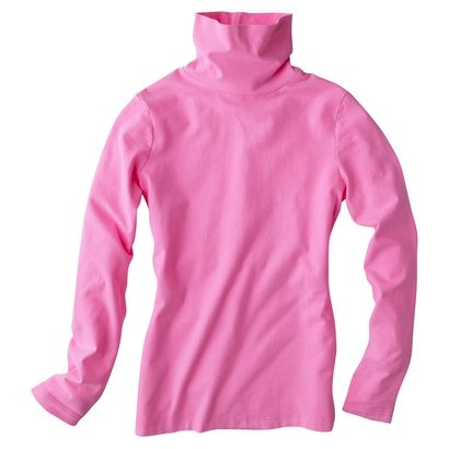 Cherokee® Girls' Long-Sleeve TurtleneckLongsleeve Turtleneck
