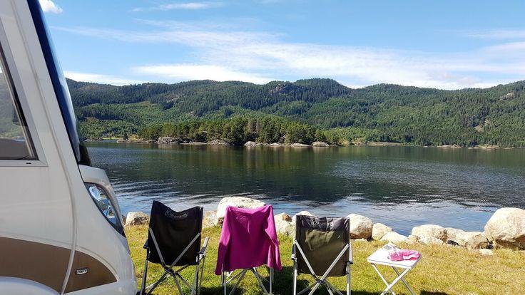 Norwegische Campingplätze sind anders - was du bei der Suche der schönsten Plätze beachten solltest!