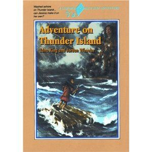 Adventure on Thunder Island by Jordan Wheeler