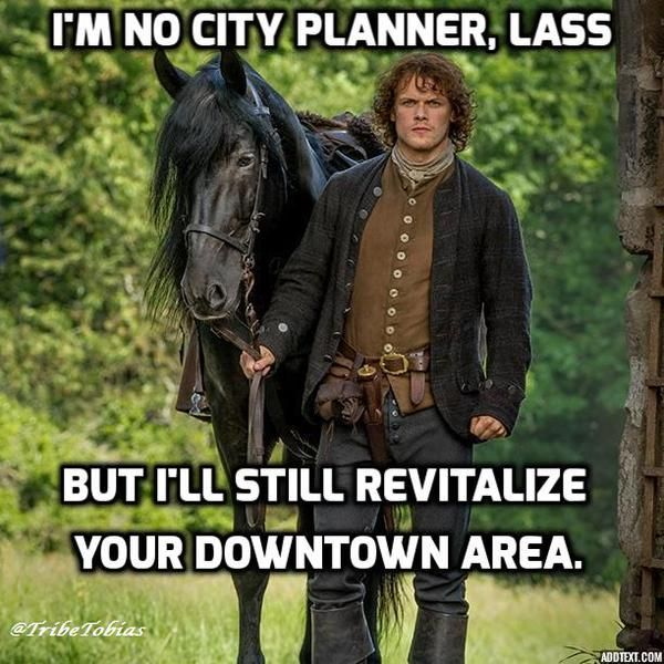 Outlander pick up lines from @Tribe Tobias