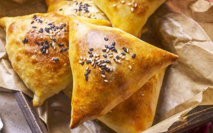 Moong Dal Mini Samosas (Delicious Tea Time Snack)