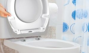 Groupon - Soft Close Quick Release Toilet Seat for £14.99 (50% Off). Groupon deal price: £14.99