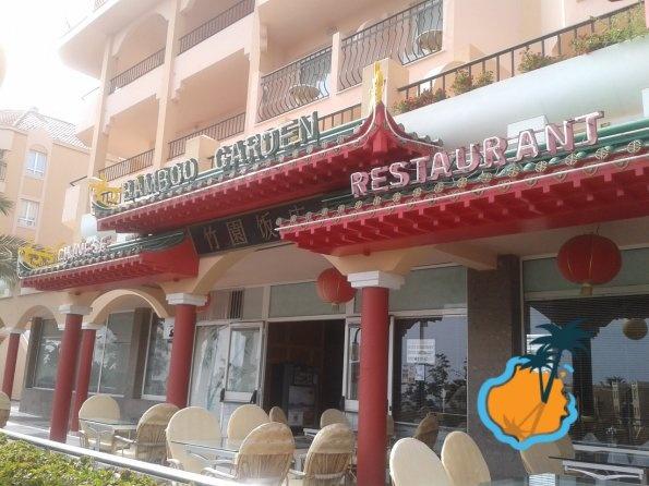 Best #chinesefood in #MasPalomas Bamboo Garden Restaurant Maspalomas, Gran Canaria