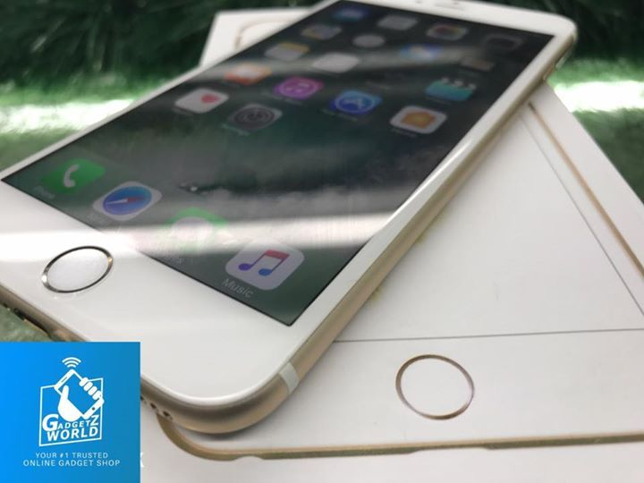 iphone 6 plus 64gb factory unlocked gold/ space gray P21000 iphonr 6 plus 128gb factory unlocked P22500