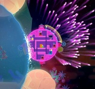 Lovers in a Dangerous Spacetime available for pre-order and pre-download now on Xbox One