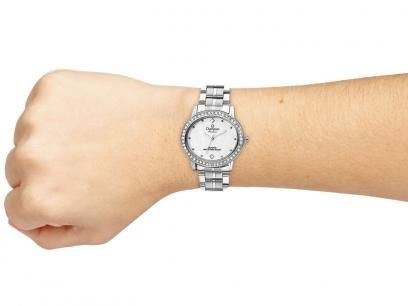 Relógio Feminino Champion Analógico - Resistente à Água CH 25712 Q com as melhores condições você encontra no Magazine Ofertascassiana. Confira!