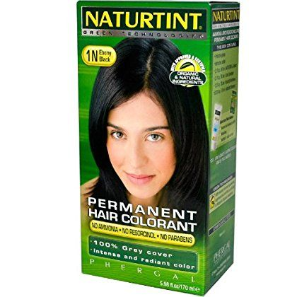 Naturtint 1n Black Ebony Hair Color 4x Kit >>> Check out this great article. #hairupdos