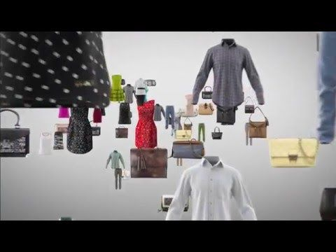 Optitex: 3D is Changing Fashion - YouTube
