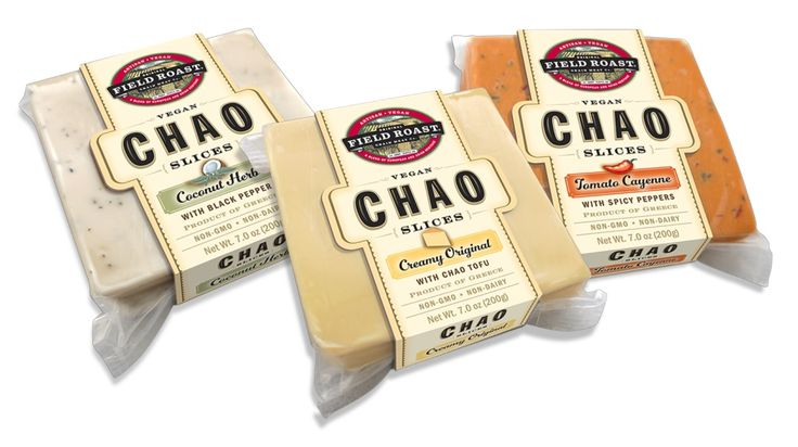 Chao vegan cheese slices by field roast reviews