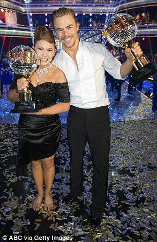 Bindi Irwin wins DWTS - Gratulation