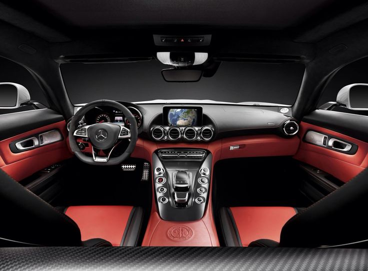 2016 Mercedes-Benz AMG GT S is the featured model. The 2016 Mercedes-Benz  AMG GT Interior image is added in car pictures category by the author on Oct