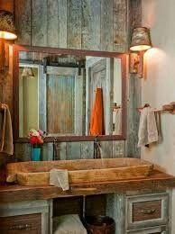 101 best Cabin Bathroom images on Pinterest | Bathroom ideas ...