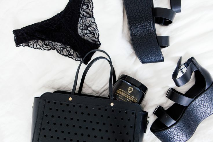 Sunday Essentials  #candle #candles #soywaxcandles #marble #luxury #gsc #golden #skull #goldenskullcandles #intimates #underwear #sexy #lace #panties #asos #bag #leather #black #shoes #platforms
