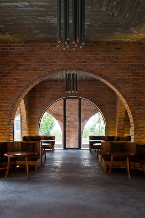 25 best ideas about brick arch on pinterest brick for Interior wall arches