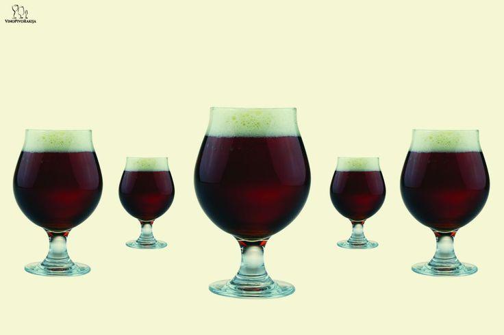 Pivska čaša - Sniffer