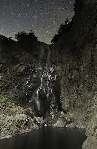 Leivaditis Waterfall
