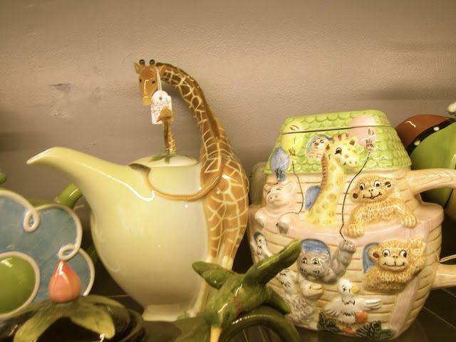 GOOD FOOD GOOD MOOD: Miss Marple's Tea Room