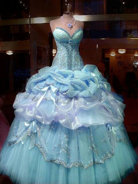 Cinderella prettiest dress ever! #ballgown | Clothing and ...
