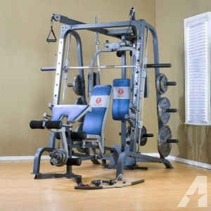 weight machine for home