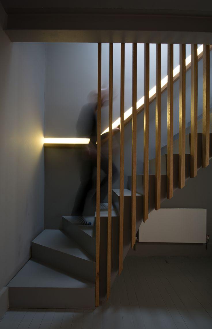 Best The 25 Best Oak Handrail Ideas On Pinterest Diy 400 x 300