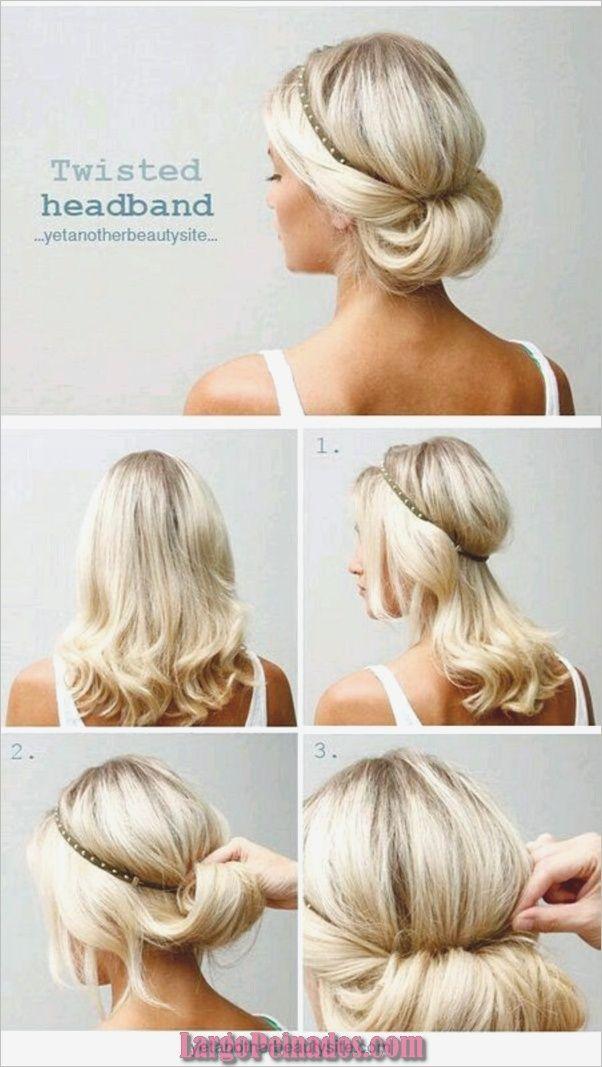 35 peinados demasiado hermosos de 3 minutos para mujeres de negocios
