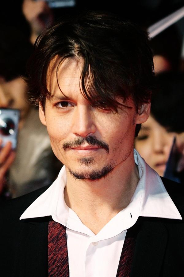 gorgeous Johnny Depp