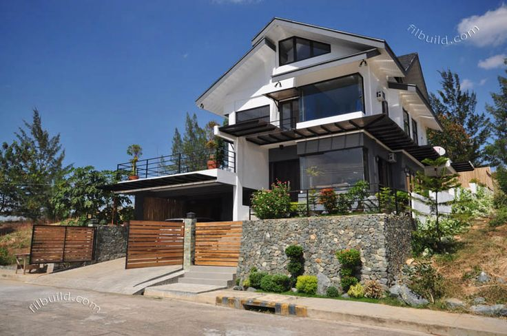 Photo gallery of real homes in the philippines showcasing for Most beautiful house design in the philippines