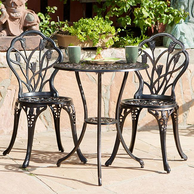 Bistro Table And Chairs Outdoor best 25+ bistro table set ideas on pinterest | old sewing machine