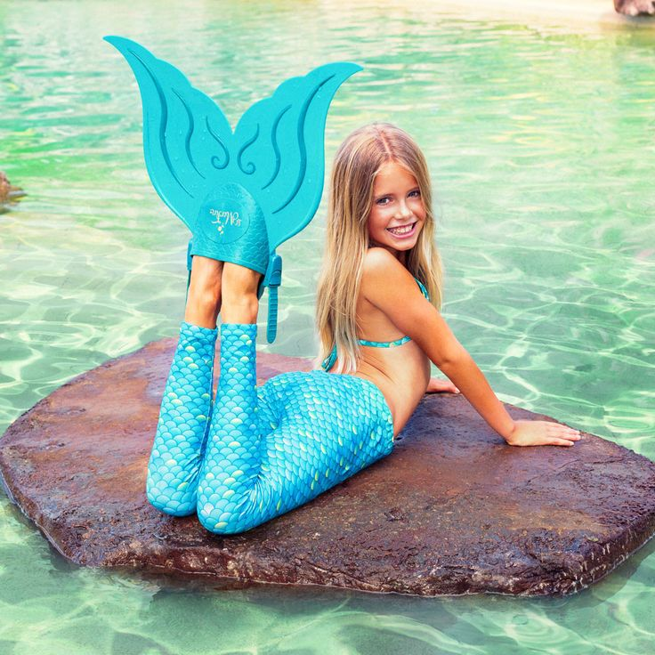 Kids+Lil+MerFin+Set+-+Mermaid+Costume+