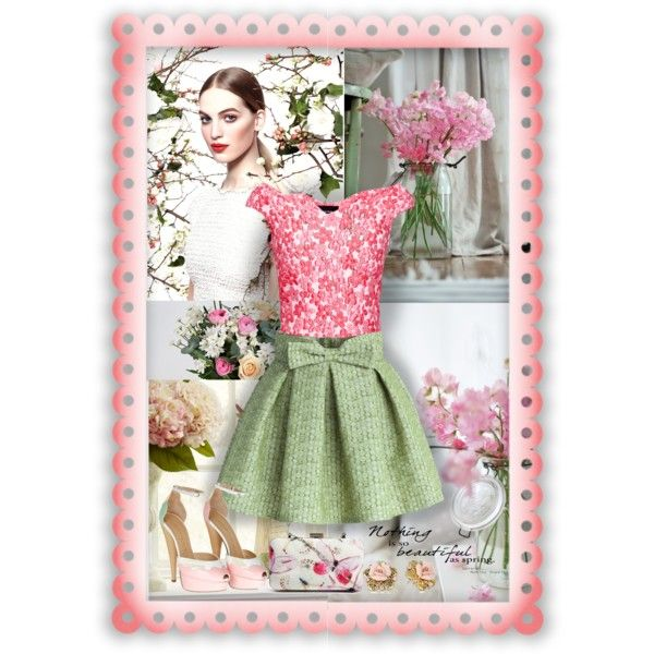 Spring Style contest on Polyvore