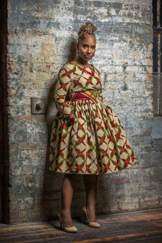 The U M O J A Belle Skirt by LiLiCreations on Etsy ~Latest African Fashion, African Prints, African fashion styles, African clothing, Nigerian style, Ghanaian fashion, African women dresses, African Bags, African shoes, Nigerian fashion, Ankara, Kitenge, Aso okè, Kenté, brocade. ~DK
