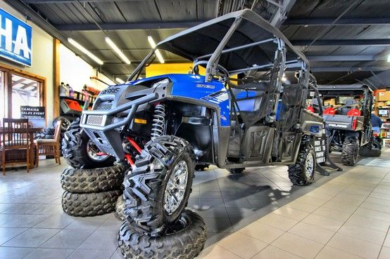 2013 Polaris Ranger Crew Wheels And Tires From Colorado