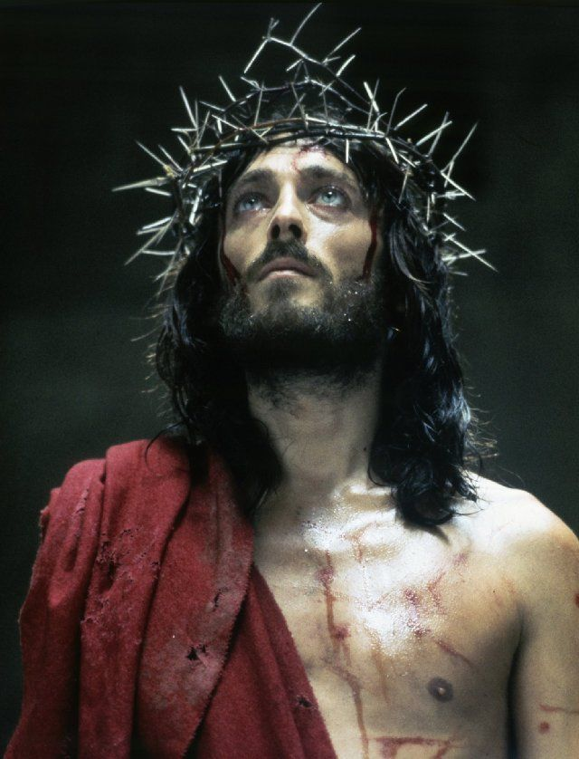Still of Robert Powell in Jesus of Nazareth