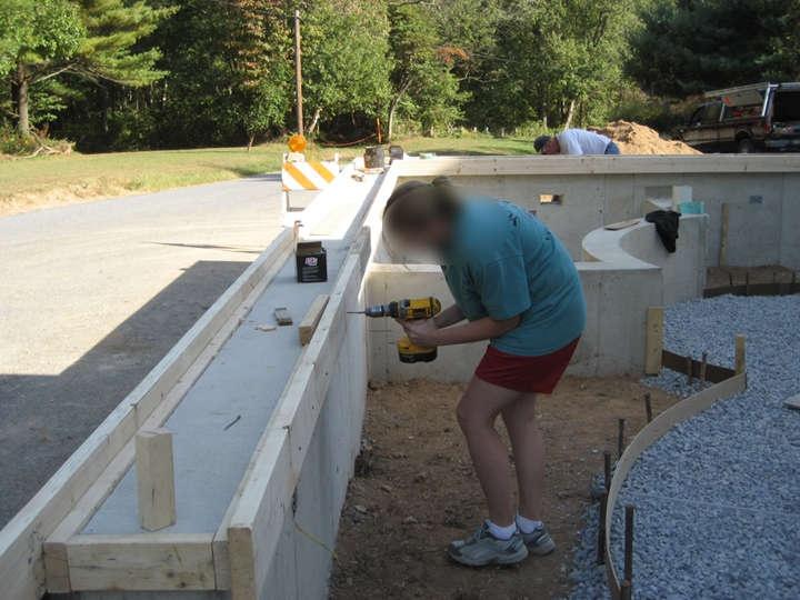 45 b sta bilderna om altan p pinterest d ck altaner for How to build a concrete pond