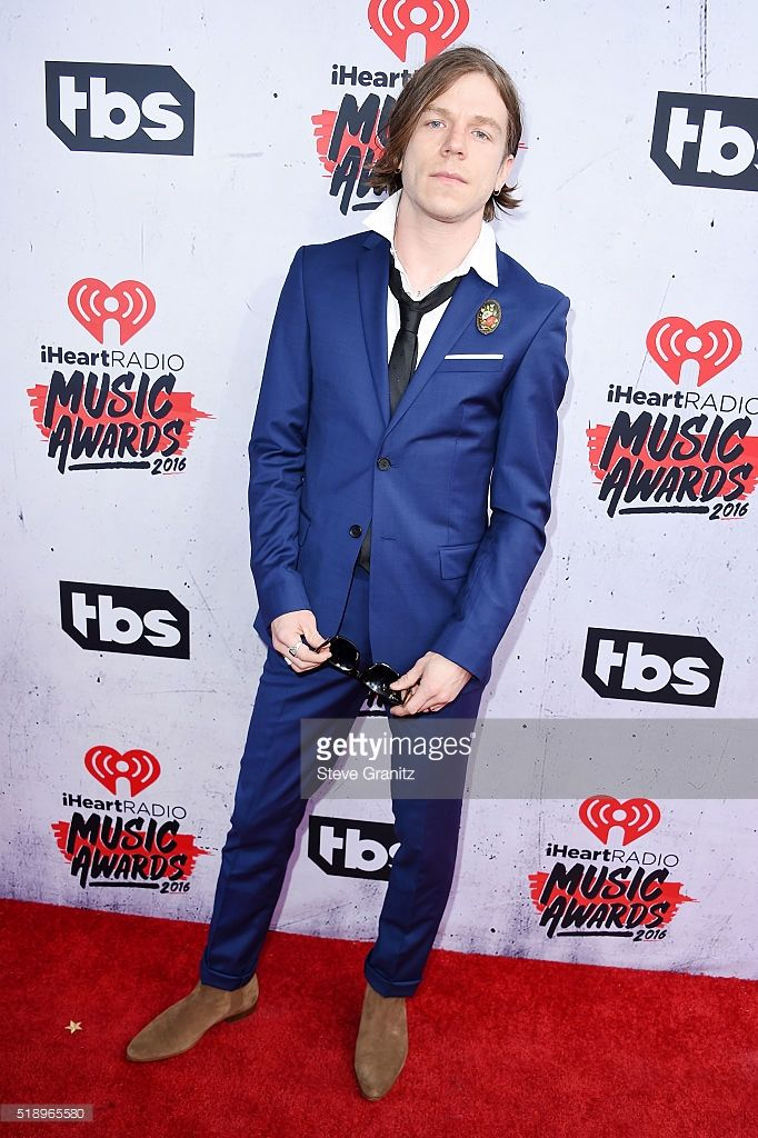 Musician Matt Shultz attends the iHeartRadio Music Awards at The Forum on April 3, 2016 in Inglewood, California.