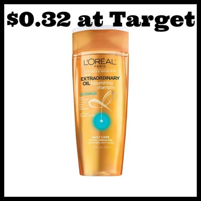 Target - Loreal Expert Hair Care Shampoo/Conditioner only $0.32! - http://dealmama.com/2017/08/target-loreal-expert-hair-care-shampooconditioner-0-32/