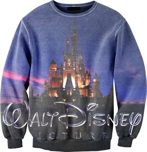 Walt Disney Pictures Sweatshirt.  I want this please!