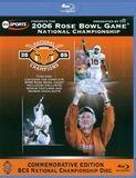 2006 Rose Bowl Game: National Championship - Texas vs. USC [Blu-ray] [2006], 16020535