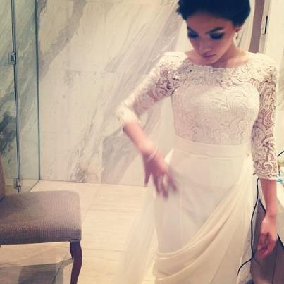 First Bridal Collection By Alia Bastamam