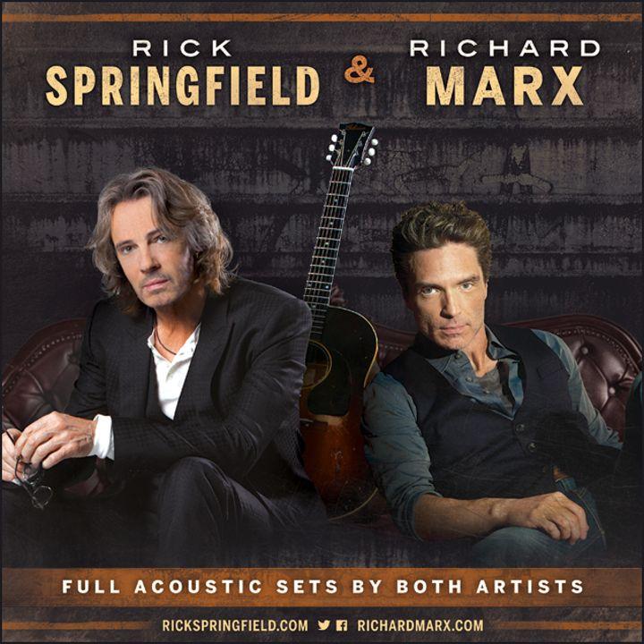 Rick Springfield @ Wolf Trap - Vienna, VA