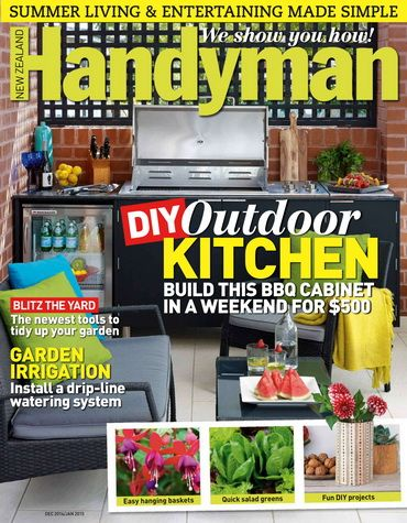 Australian Woodworking Magazine Subscription