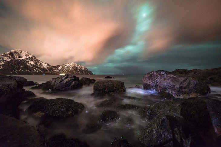 aurora boreal                                                                                                                                                                                 Mais