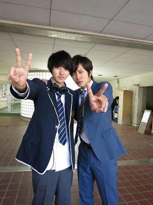 Yamazaki Kento & Mizobata Junpei