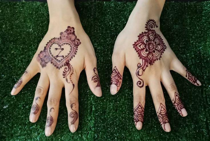 السلام عليكم ورحمة الله وبركاته .   الحمد لله  Selamat Pengantin Baru.. :: Berinai: Ameera Nadia (family members) Kg. Raja Uda Klang 12012018 Jumaat 8.30pm   HENNA ART by Profesional Henna Artist:  Fiza Ihsan @henna_artist_design  Terima kasih kerana sudi mengambil khidmat menginai dari saya...    #inaikreatiffizakoleksi #inaimalaysia #inai #inaiklang #inaiselangor #hennaklang #inaipengantin #inaimerah #inaifieza #inaifiza #henna_artist_design #hennakl #hennastyle #hennalista #redhenna…
