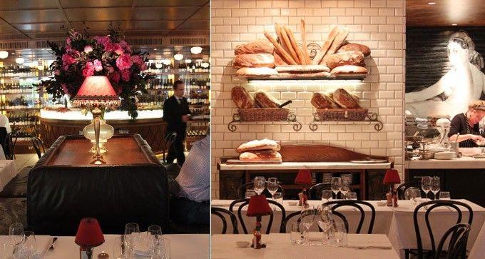 Felix bistro restaurant and bar, 2 Ash Street, Sydney