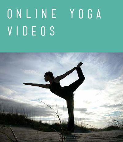 Custom-made online yoga videos