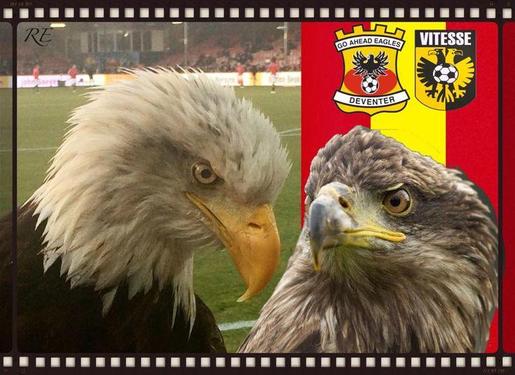 Go Ahead x Vitesse
