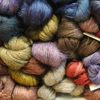 The Little Grey Sheep Gotland 4ply