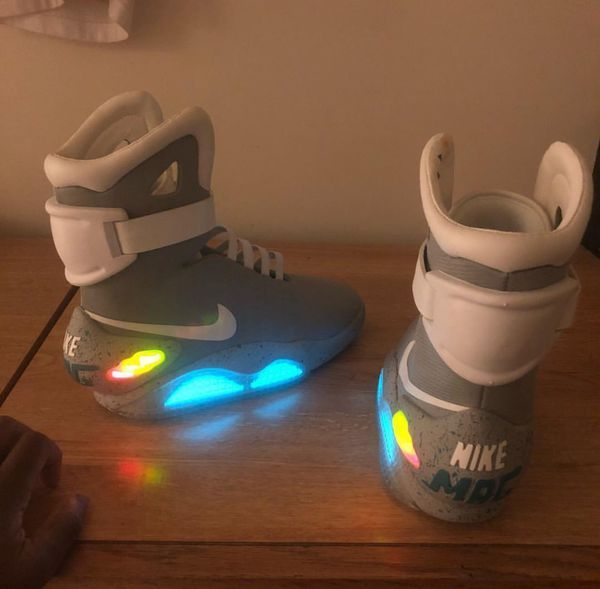 Air Mags Size 9 For Sale In Lake Ronkonkoma Ny In 2020 Nike Air