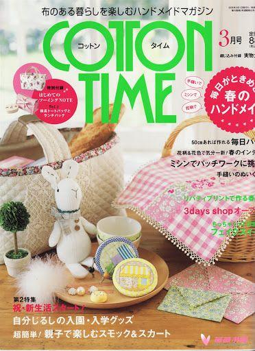 COTTON TIME 2009年3月号 - 奕星 - Picasa Web Albums